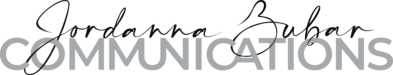 Jordanna Bubar Communications Inc Logo Logo